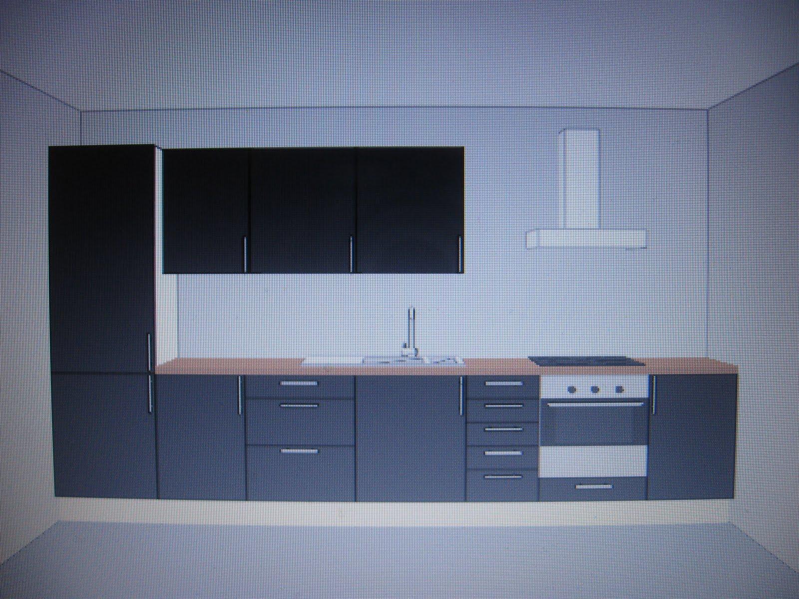 Sisustus ja Sepustus Pari IKEA keittiösuunnitelmaa