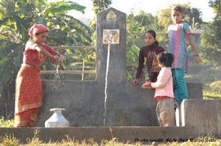 WATER STRESSES IN HILLY REGION OF NEPAL