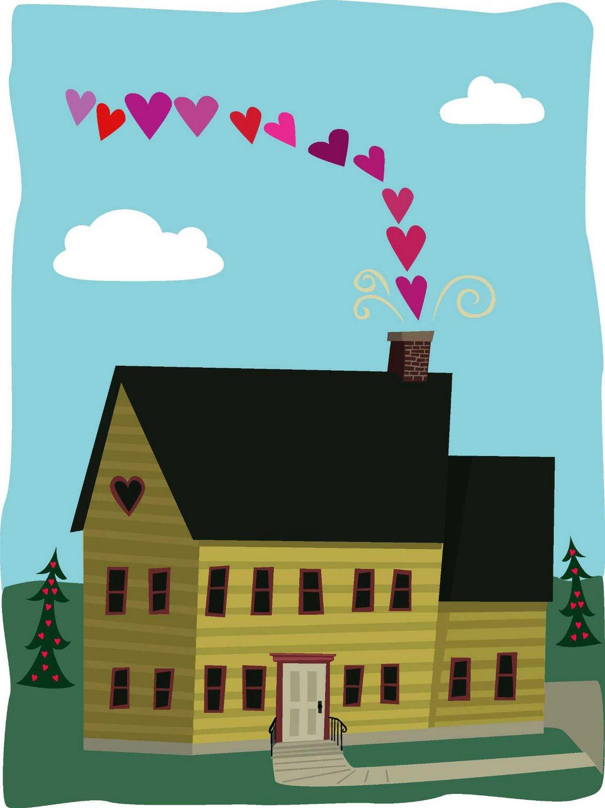 [heart+house]