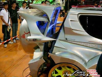 Malaysian Car Enthusiast: Produa Kancil Extreme Bodykits