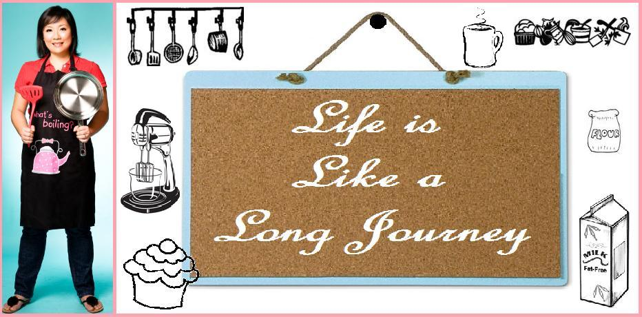 Life is Like a Long Journey