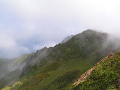 Гора Аибга - Красная Поляна