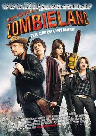 Bienvenidos a Zombieland (2009) cine online gratis