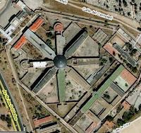 Cárcel de Carabanchel desde el aire