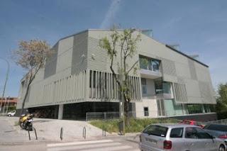 Biblioteca en Carabanchel Alto