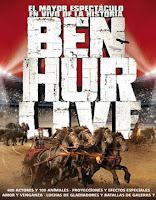 Ben Hur Live cancelado