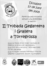 II GEGANTERA A TORREGROSSA