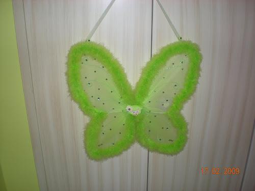 Kelebek Kapı Süsü