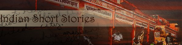 Indian Short Stories