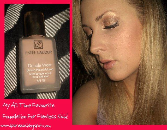 foundation comparison invisible fluid double wear light double wear