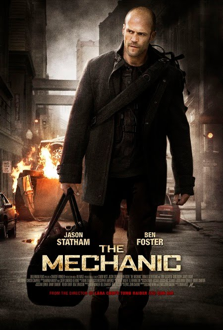 The Mechanic (ENG)