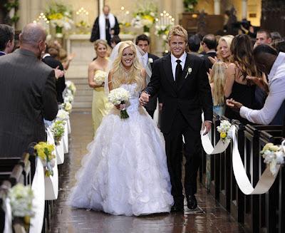 heidi montag wedding ring. heidi montag wedding dress.