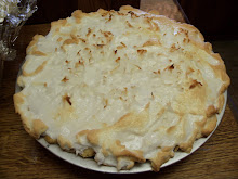 The perfect coconut cream pie