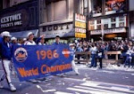 1986 Tickertape Parade