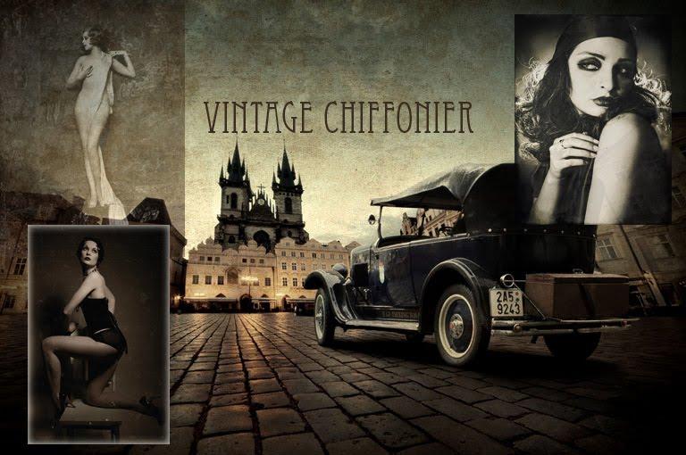 Vintage Chiffonier