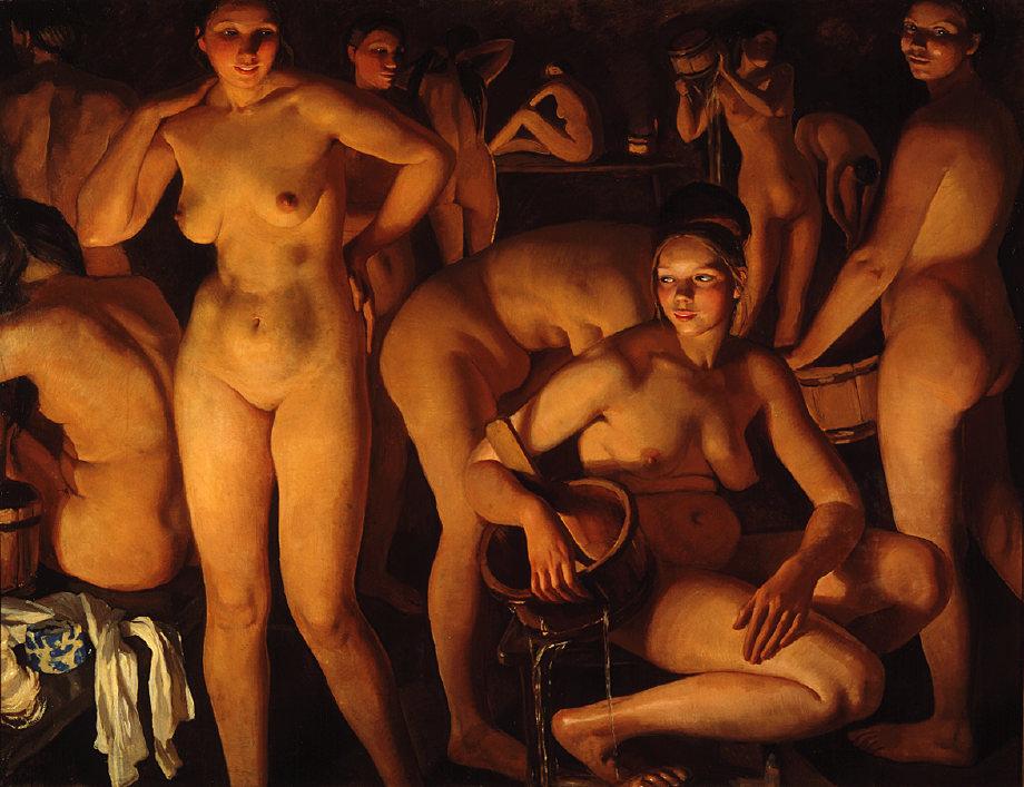 Смотреть порно расказы барин в бане 20 фотография