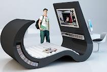 Quarto Hi-tech para meninos
