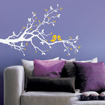 Home Decor  on Home Decor Vinyl Stickers By Artstick   Interior Design   Interior