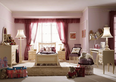 Luxury Girls Bedroom Designs by Pm4 Interior Design