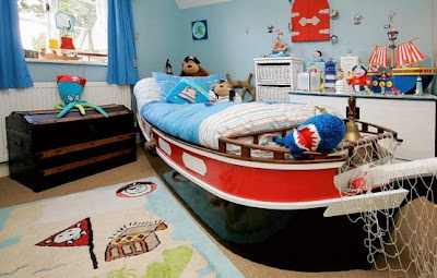 Cool Kids Bedroom Theme Decoration Ideas 3