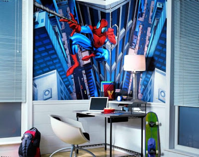Cool Kids Bedroom Theme Decoration Ideas 6