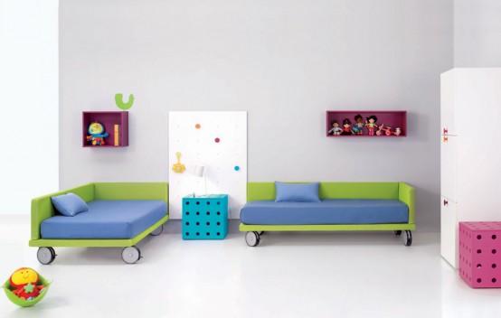 10 beautiful kids room design ideas interior design for Beautiful kids room