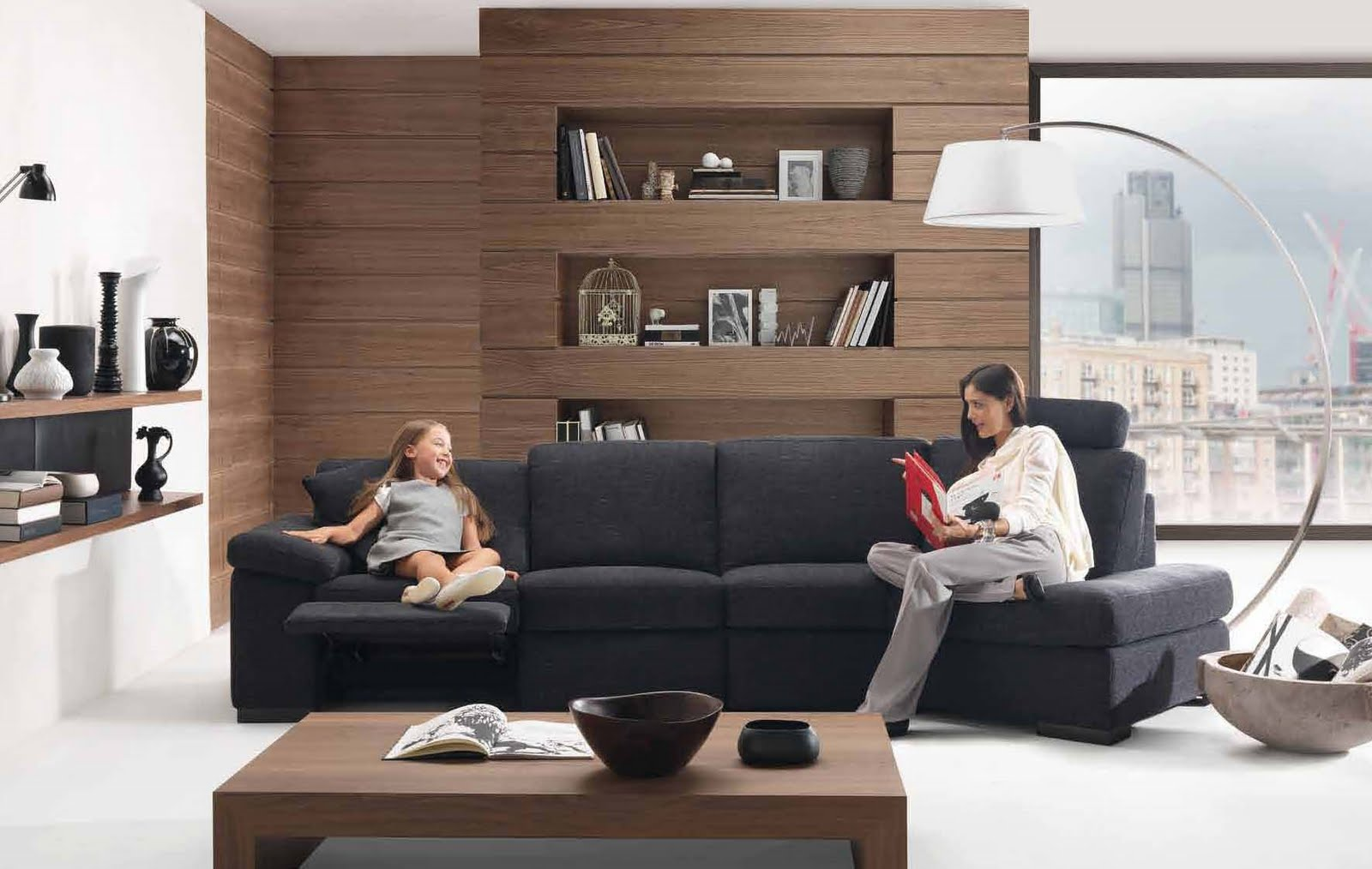 Merveilleux Modern Living Room Interior Design Styles 2010 By Natuzzi