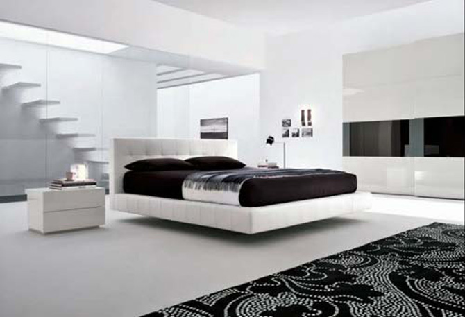 Bedroom Minimalist Interior Design
