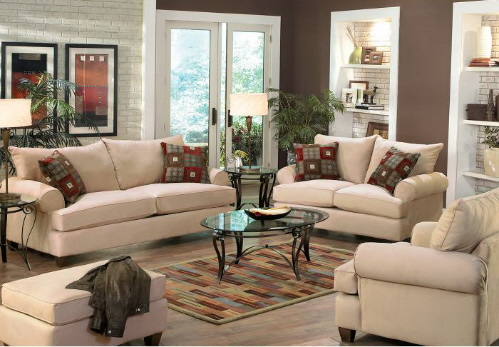 Modern Living Room Design on Living Room Decorating Ideas