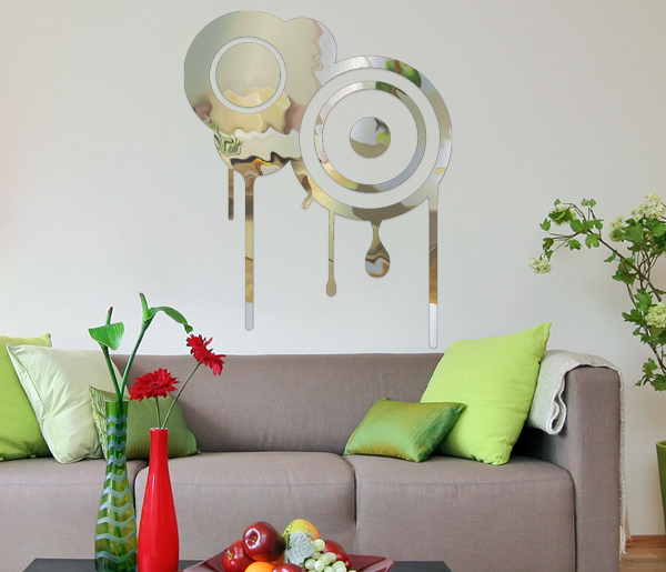 Amazing Wall Sticker Collection For Living Room Interior Design
