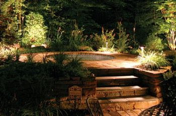 Beautiful Landscape Lighting | Landscape Lighting Design Photos