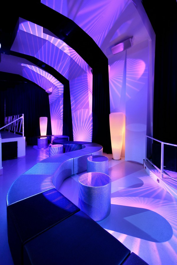 Interior Design Amazing Nightclub Interior Design Ideas In Barcelona
