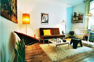 Modern Contemporary Living Room Interior Ideas