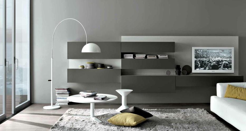 Home interior decorating modern minimalist living room for Living room designs minimalist