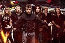 Iron Maiden único concierto en el Sonisphere Festival de España