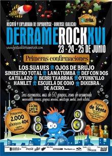 Derrame Rock 2011 Los Suaves