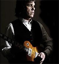 Ha muerto en Málaga el guitarrista Gary Moore