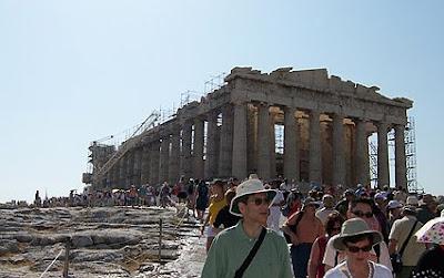 Acrópolis de Atenas - Grecia (Julio 2008)