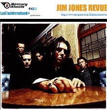 Jim Jones Revue en Barcelona, Madrid, Bilbao, Zaragoza, Alicante y Castellón en mayo