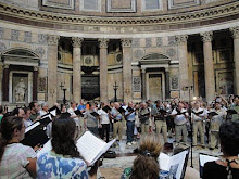 QV in the Pantheon