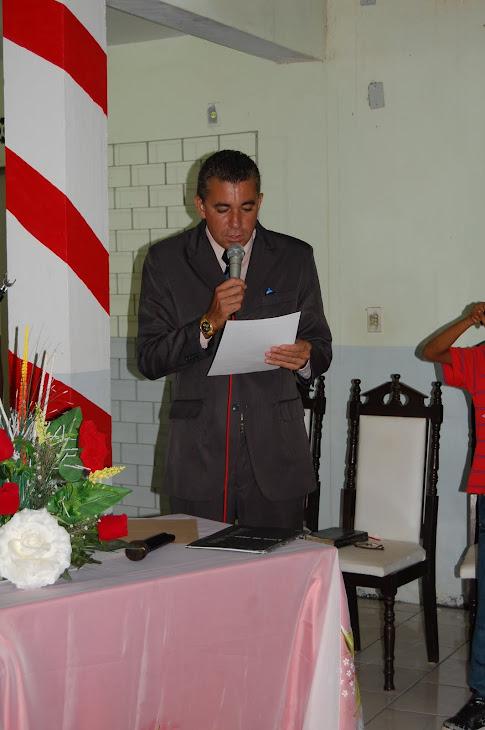 SECRETARIO DE CASAMENTO NA AD DO P. DO SUL