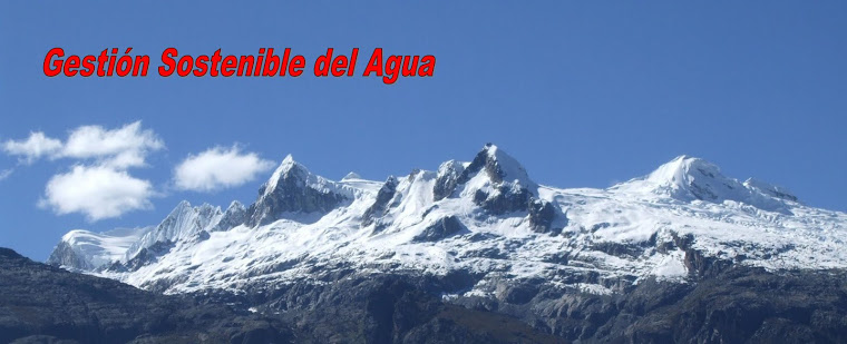 GESTIN SOSTENIBLE DEL AGUA