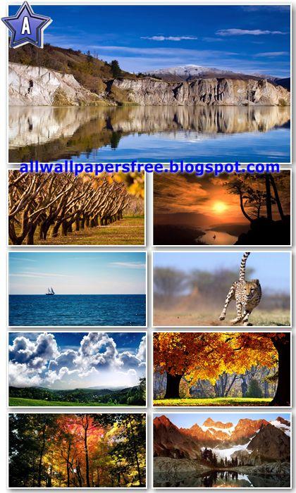 20 Amazing Nature Full HD Wallpapers 1080p [Set 19]