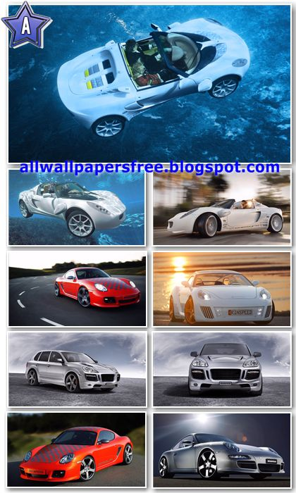 27 Rinspeed Cars Full HD Wallpapers 1080p