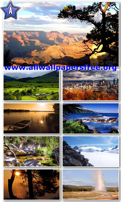 20 Amazing Nature Full HD Wallpapers 1080p [Set 28]