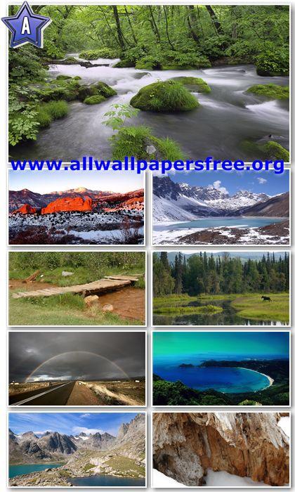 20 Amazing Nature Full HD Wallpapers 1080p [Set 29]