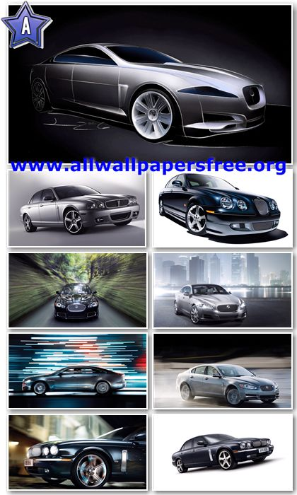 200 Amazing Jaguar Cars Full HD Wallpapers 1080p