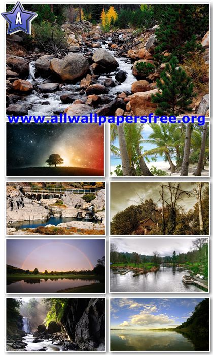 20 Amazing Nature Full HD Wallpapers 1080p [Set 30]