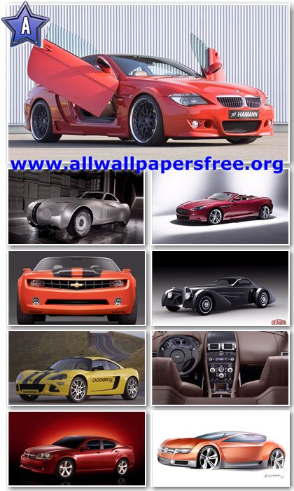 200 Amazing Cars Wallpapers Full HD 1080p [Set 9]