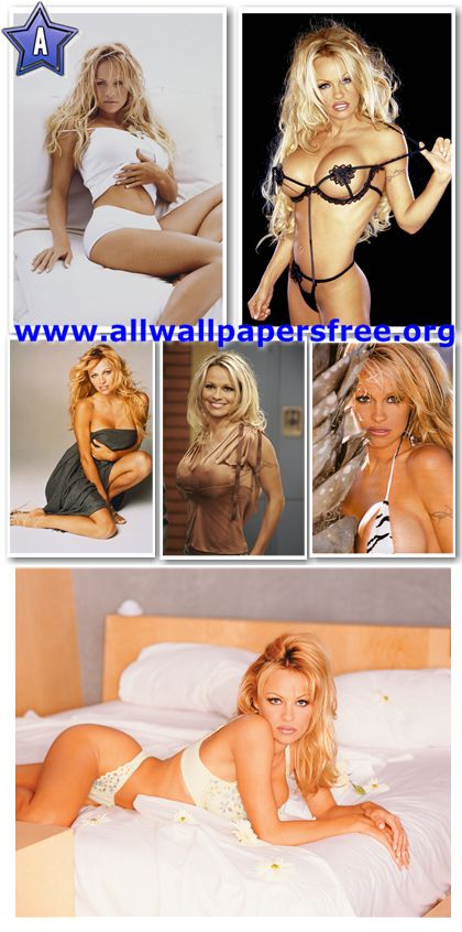 300 Sexy Pamela Anderson HQ Pictures [Up to 4300 PX] [Set 5]